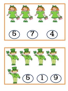 Clip It! St. Patrick's Day Style