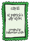 Clip It! St. Patrick's Day Style