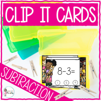 Clip It (Subtraction)