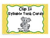 Clip It Syllables