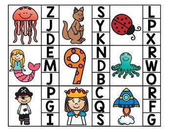 Clip It! The Alphabet