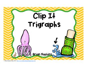Clip It Trigraphs