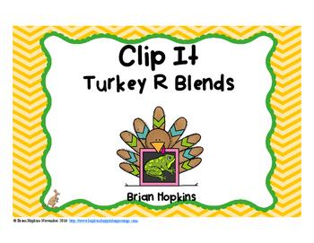 Clip It Turkey R Blends