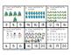 Clip It Winter Kindergarten Math Task Cards