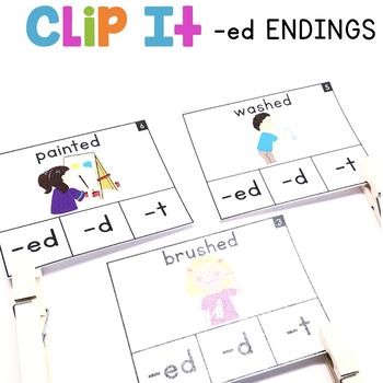 "Clip It ""ed"" Endings"