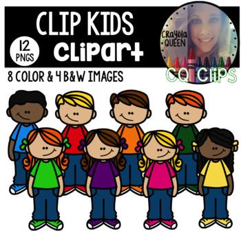 Clip Kids FREEBIE!