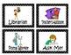 Clip Labels for Classroom Job Signs