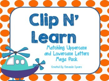Clip 'N Learn Mega Pack: Helicopter Theme