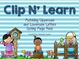 Clip 'N Learn Mega Pack: Spring Theme