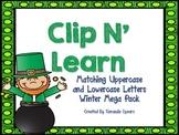 Clip 'N Learn Mega Pack: St. Patrick's Day Theme