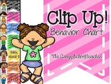 Clip Up! {Behavior Chart}