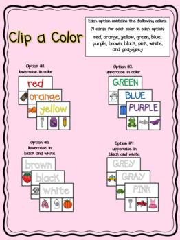 Clip a Color