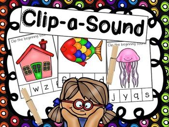 Clip-a-Letter