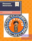 Alphabet Recognition Clip-a-Letter
