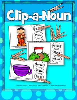 Clip-a-Noun