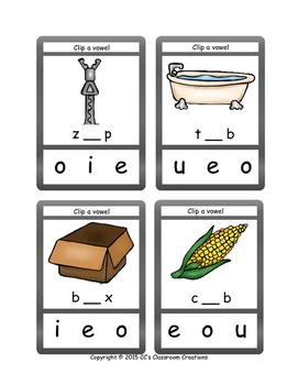 Clip a Vowel