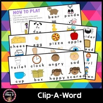 Clip a Word