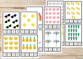 Clip and Count (1-20) Flash Cards