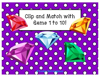 Clip and Match with Gems