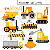 Construction truck clip art: under construction clipart