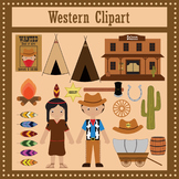 Clip art Western Cowboy Indian