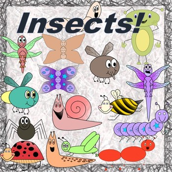 Clip art:Insects