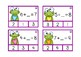 Clip cards open sentence addition 1-10