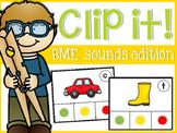 Clip it! BME Sounds