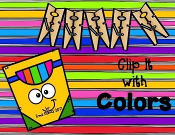 Clip it with Colors
