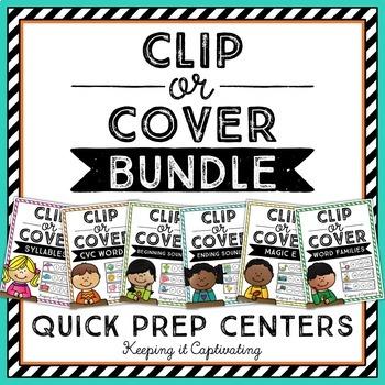Clip or Cover {Bundle}