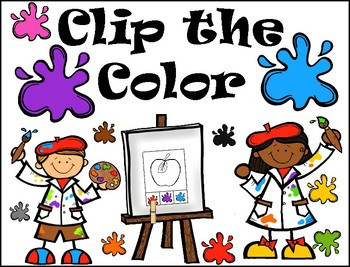 Clip the Color