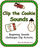 Clip the Cookie Alphabet Sounds Game