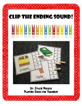 Clip the Ending Sound!