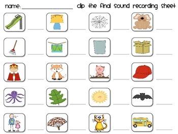 Clip the Final Sound [Freebie]
