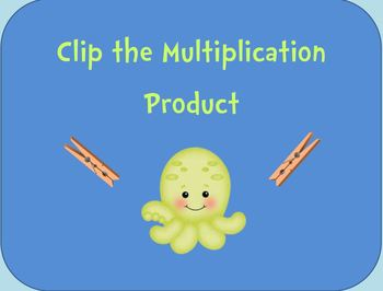 Clip the Multiplication Product