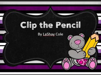 Clip the Pencil
