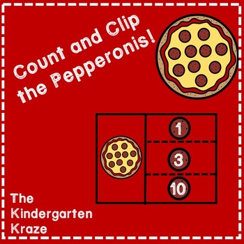 Clip the Pepperonis