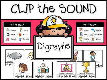 Clip the Sound Digraphs