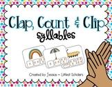 Clip-the-Syllables [Hands-On Syllable Segmentation}