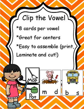 Clip the Vowel