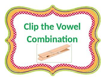 Clip the Vowel Combination