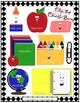 ClipArt ChuckleBerry's 36 Piece Back to School Pack