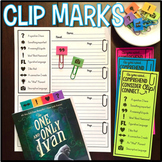 Clip Marks - Reading Annotation Flags