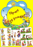 Clipart - 24 images