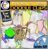 Torn Paper Clipart