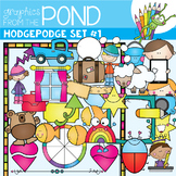 Hodgepodge Clipart Set #1