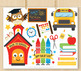 Clipart - Back To School
