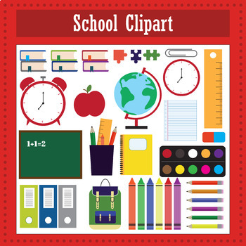 Clip art Back to school