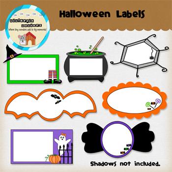 Clipart: Bundle up! Halloween