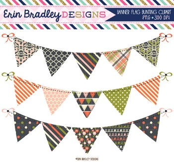 Clipart Bunting - Wonderful Collection